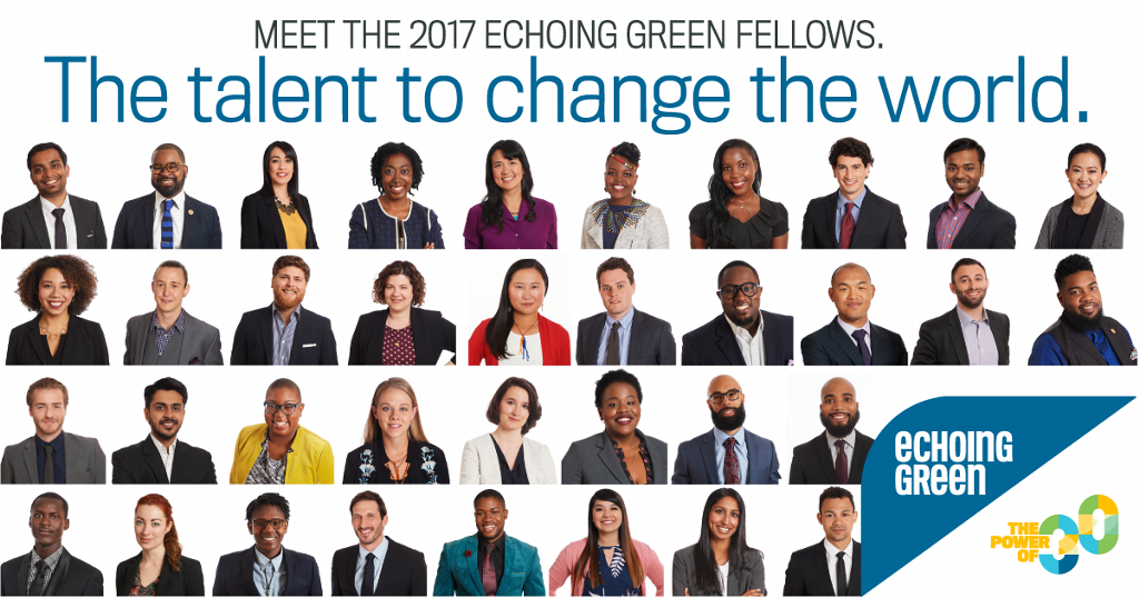 echoing green antreprenori sociali