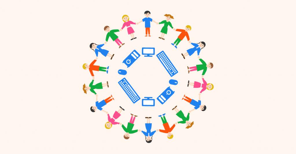 ENEL Toata lumea intra in jocul educatiei IT
