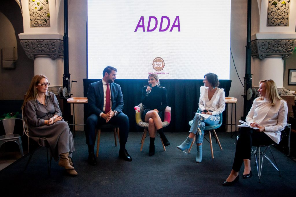 Ursus Breweries_lansare ADDA - Am grija de noi