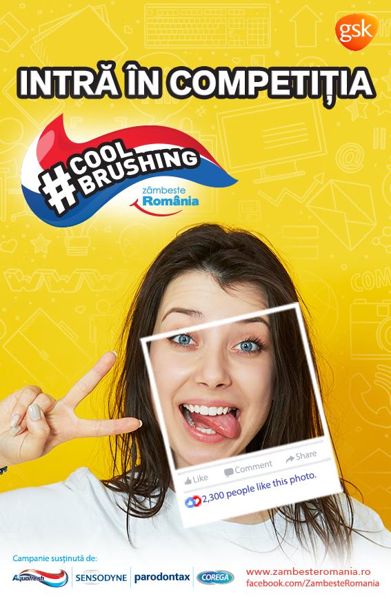 gsk -Cool Brushing