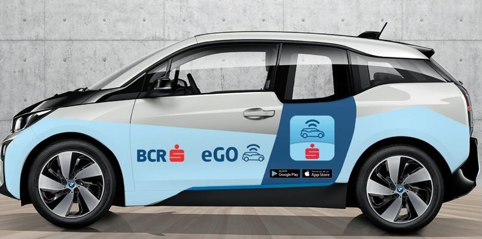 BCR eGO - BMWi3