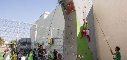 KFC&Climb Again