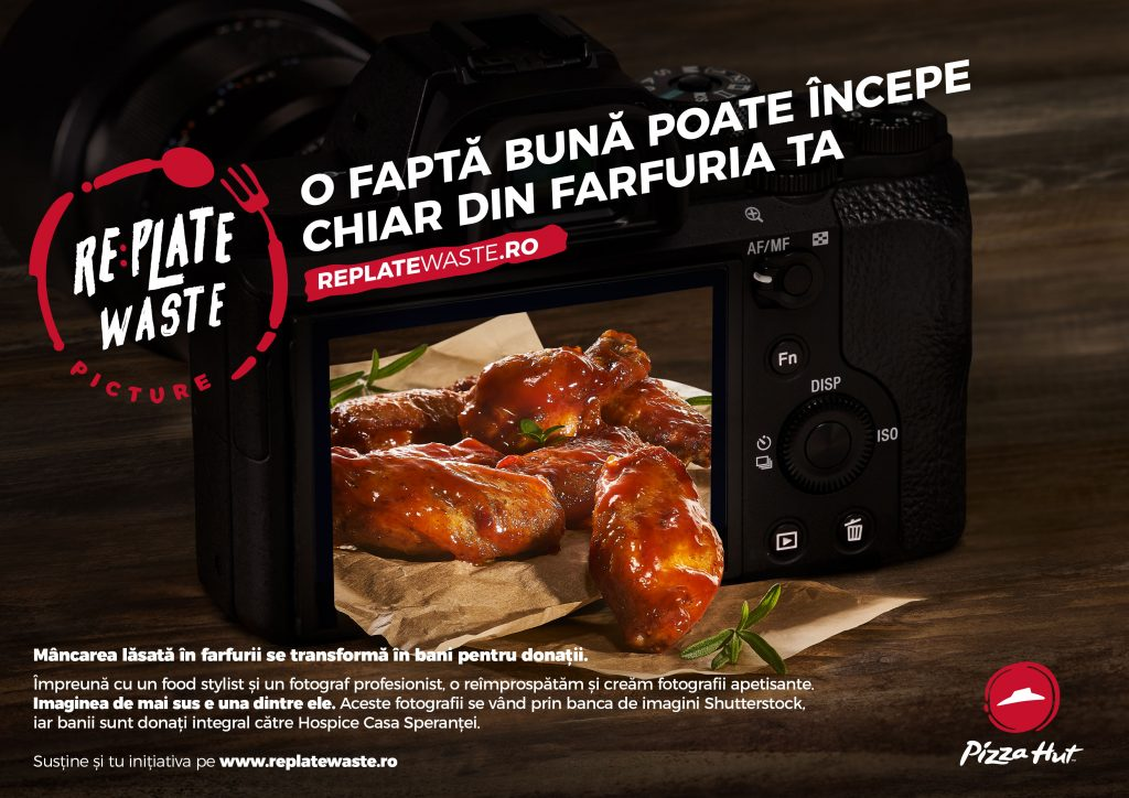 Pizza Hut_Replate Waste