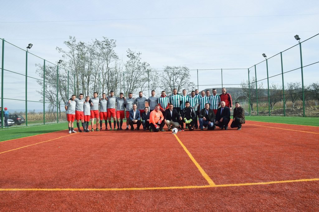 Teren sport Hotar_echipe fotbal