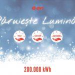 VOTEAZA: E.ON Energie Romania doneaza 200.000 de kWh catre 14 institutii sociale