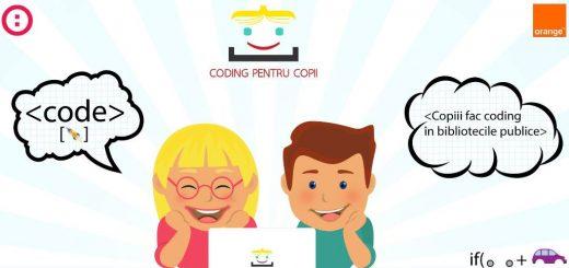 orange coding pentru copii