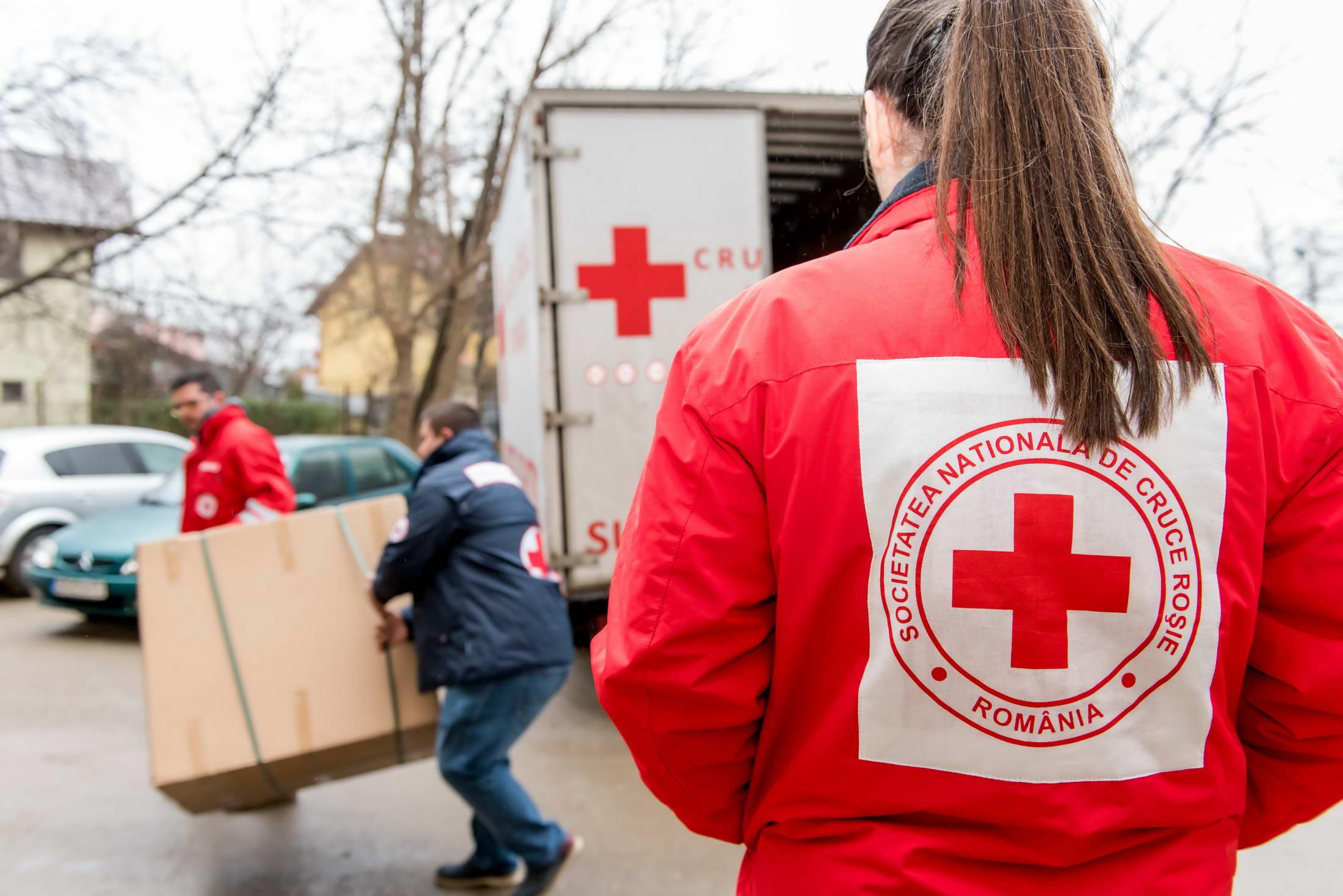 Donatie Crucea Rosie