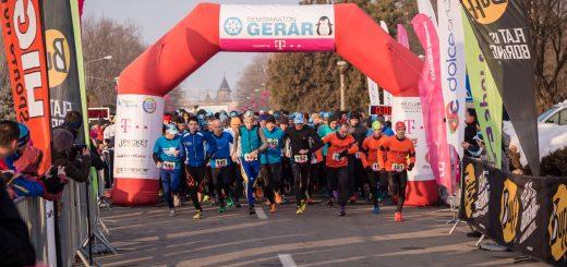 Semimaratonul Gerar Telekom