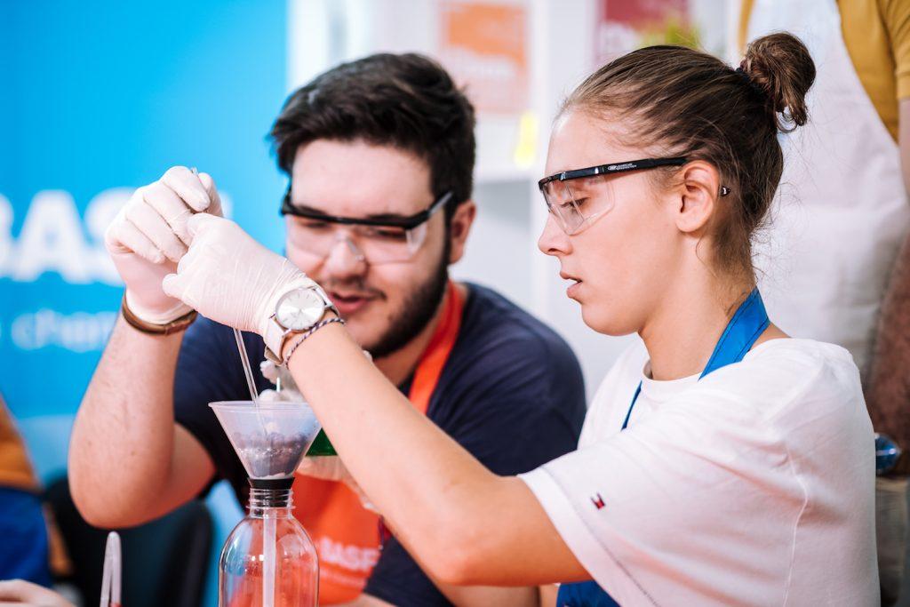 BASF experimente 2