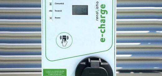 Renovatio - statii masini electrice