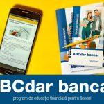 Raiffeisen Bank: Programul de educatie financiara ABCdar bancar a fost lansat in format digital
