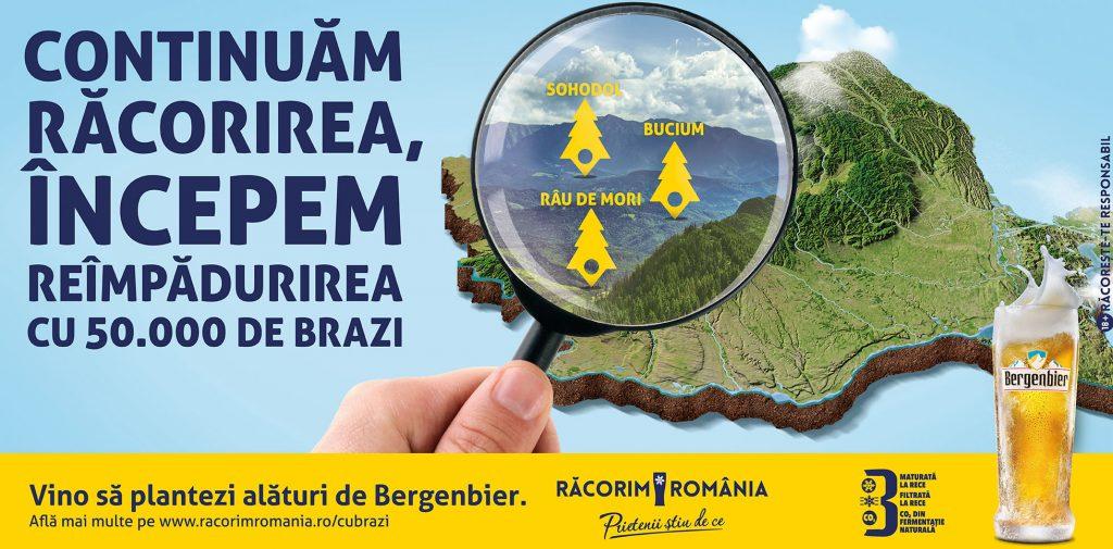 Racorim Romania cu brazi