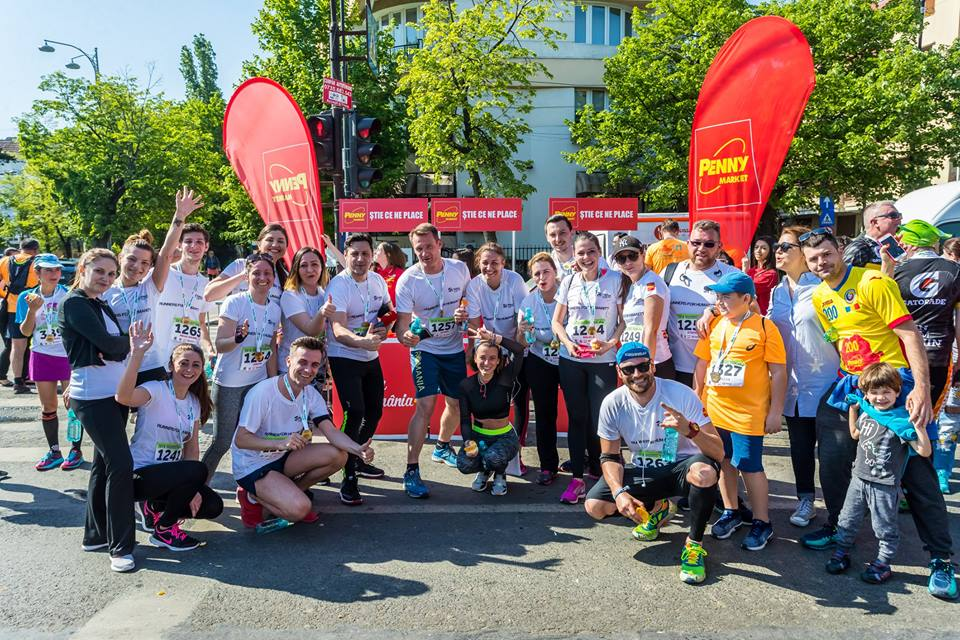 Penny - Maraton Bucuresti 2018