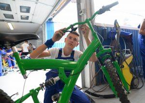Petrom - TM2 2018 - biciclete