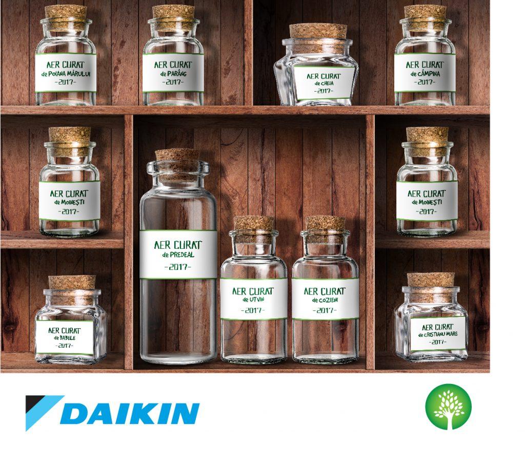 Daikin CSR campaign - Plantam aer (1)