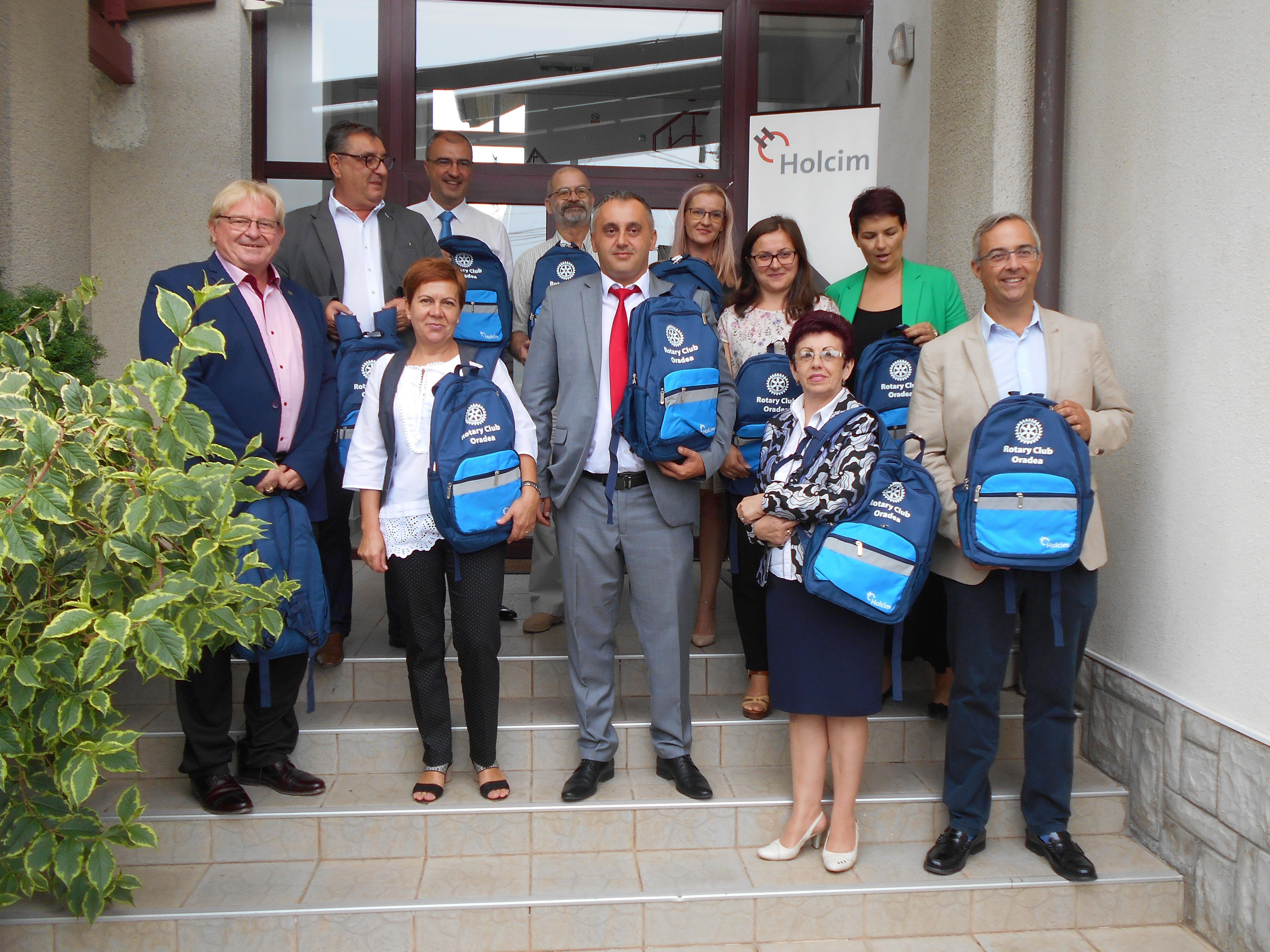 Reprezentanti ai Rotary