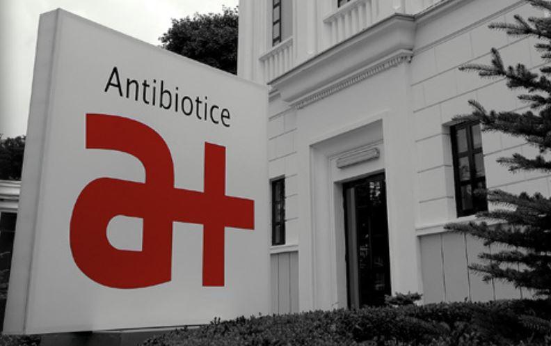 Antibiotice SA Raport