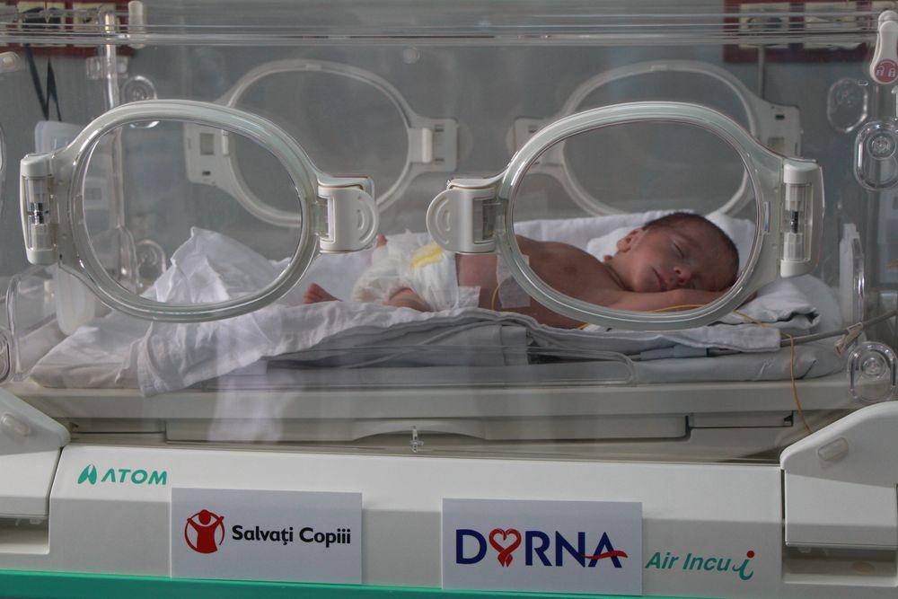 Donatii maternitati dorna