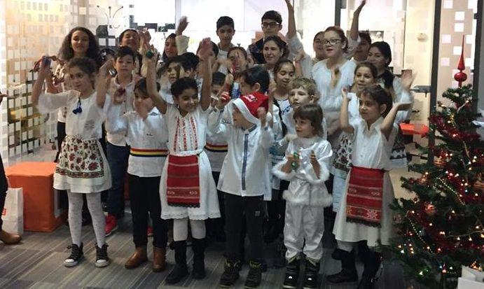 Gestul angajatilor Grupului CEZ in Romania a fost rasplatit cu sunet de colinde