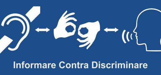 Informare Contra Discriminare
