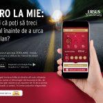 Ursus Breweries si Politia au relansat aplicatia Zero la Mie, dedicata soferilor romani