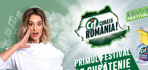 2019 Cif Curata Romania - Editia Festival