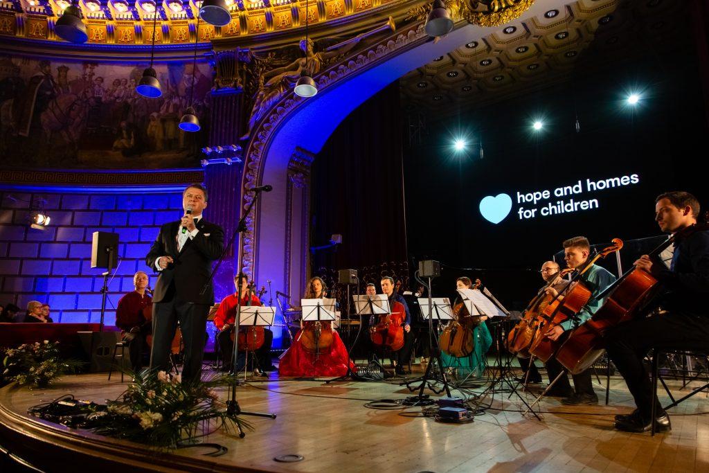 Ștefan Dărăbuș_Hope Concert 2019_Foto Mihnea Ciulei