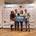 Changeneers: Parking Spotter a castigat competitia si a luat premiul de 10.000 de euro