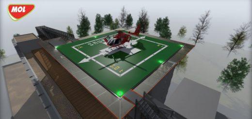 heliport mol