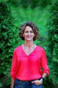 Alina Cristea - Manager Dezvoltare Durabila Holcim Romania