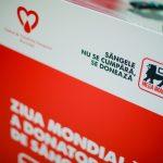 Mega Image a donat echipamente medicale de 60000 de euro pentru patru centre de transfuzie