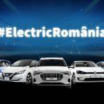 Kaufland sustine #ElectricRomania, primul tur al tarii organizat cu masini electrice