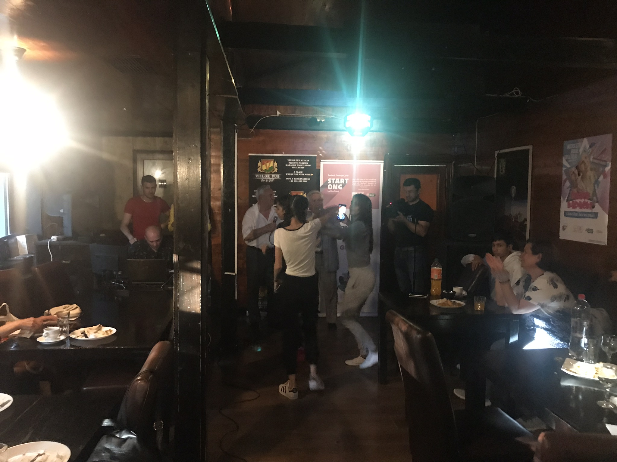 GEAC Senior Karaoke