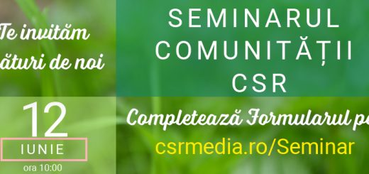 Seminar1 CSR
