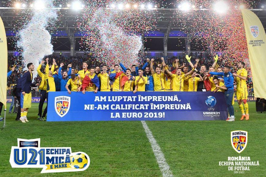 Timisoreana sponsor U21