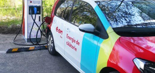 statie de incarcare automobil electric