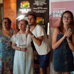 """GEAC: Peste 60 de seniori si tineri s-au distrat la """"Senior Karaoke. Cantam impreuna!"""""""