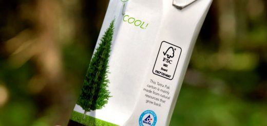 Tetra Pak package FSC label