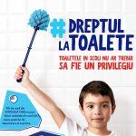 Domestos sustine igiena in scoli, pentru al cincilea an la rand