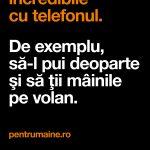 Orange Romania: Cu totii avem multa putere, cu totii avem multa responsabilitate