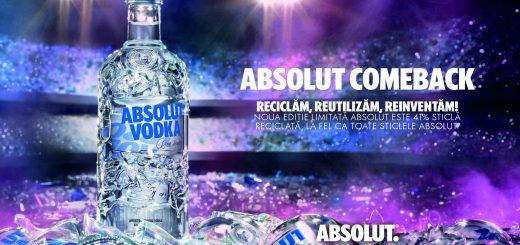 Absolut lanseaza noua editie limitata Absolut Comeback_12.11.2019