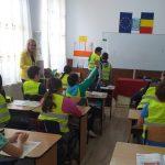 Holcim Romania: Peste 900 de elevi din 20 de localitati invata ABC-ul rutier