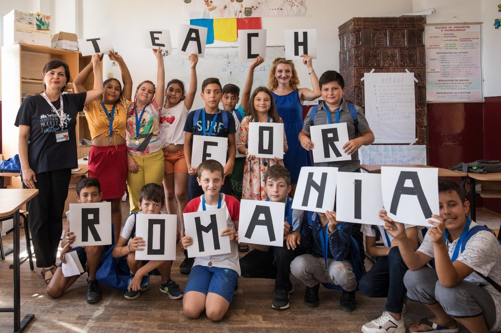 Teach for Romania