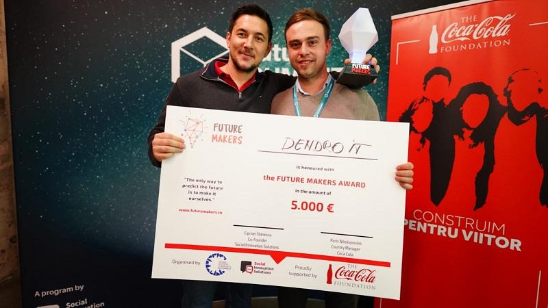 Marele Premiu Future Makers_DENDRO IT