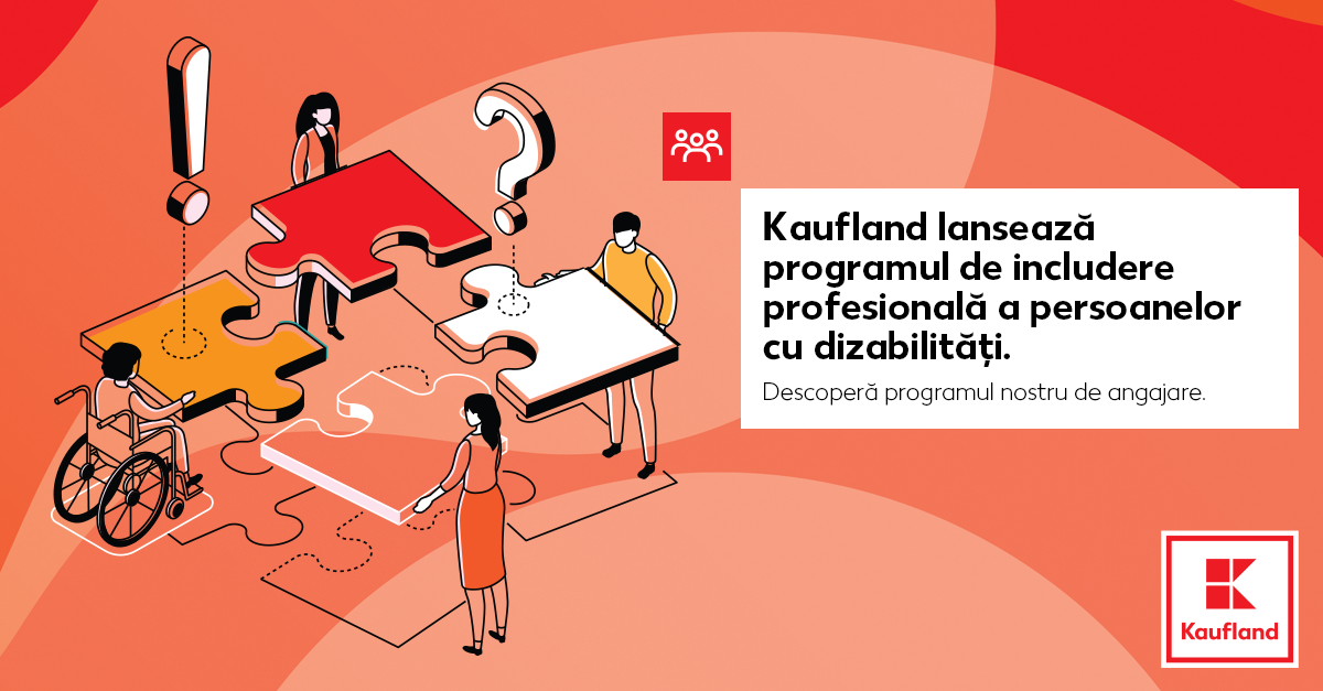 Vizual_Program angajare persoane cu dizabilitati_Kaufland