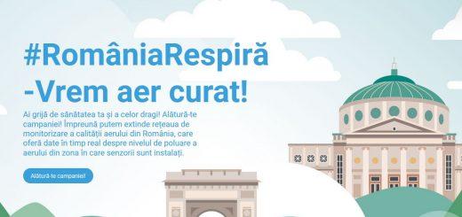 Romania respira