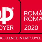 Provident Financial a primit certificarea de Angajator de Top, pentru anul 2020