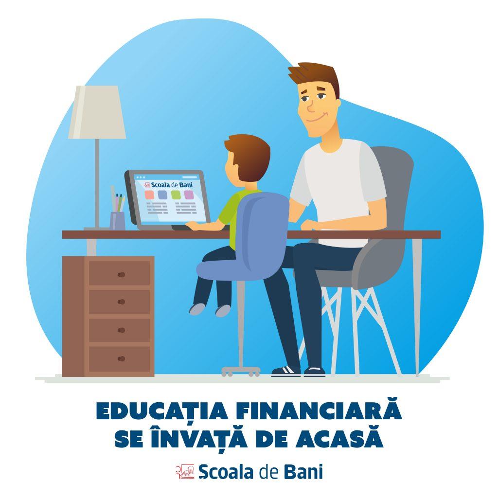 Educatie financiara ONLINE
