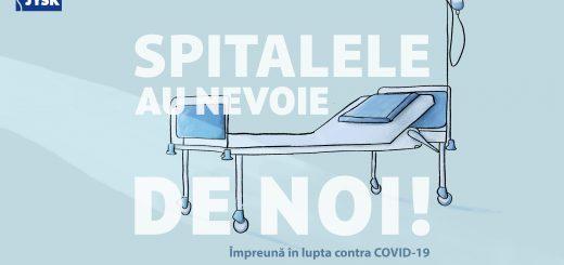 JYSK creeaza un fond de urgenta de 150.000 de lei pentru spitale