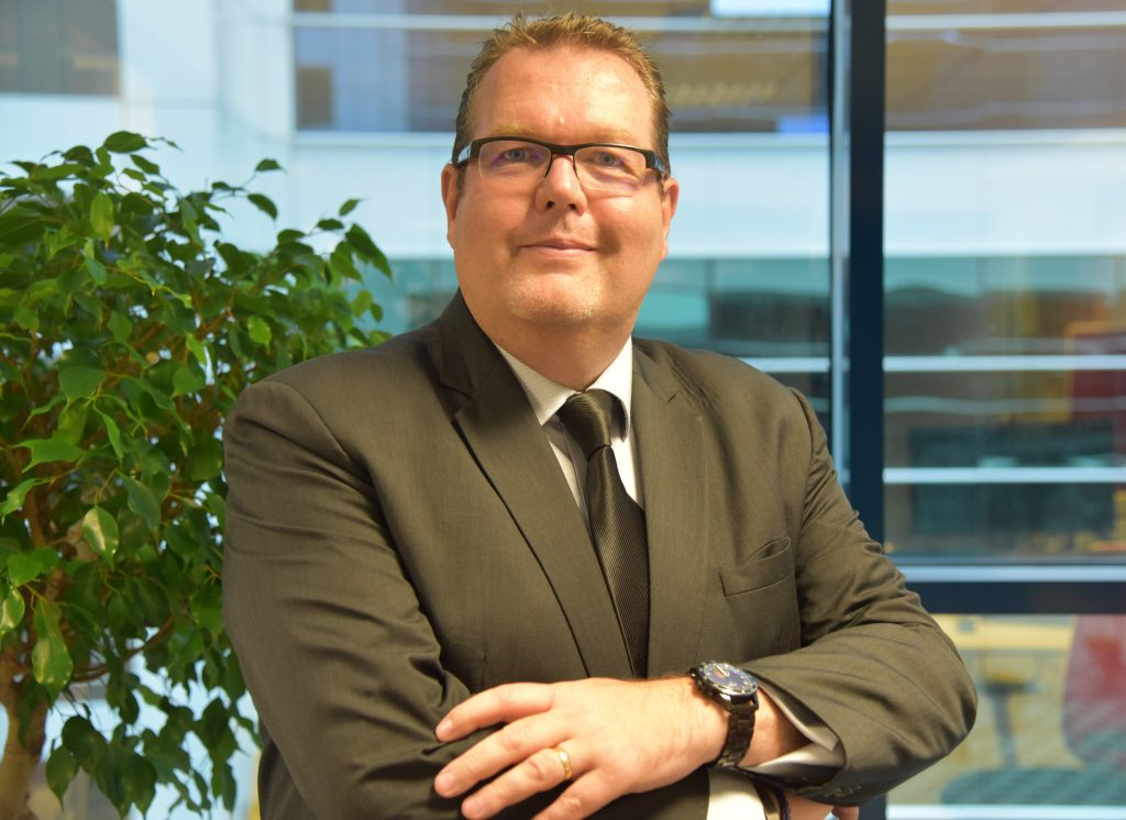Matthieu Pasquier, CEO SG EBS